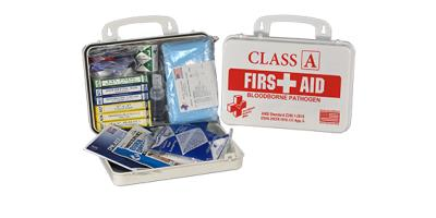 Class A - Model BBP 16-18 - Specialty Kits and Trauma Bags