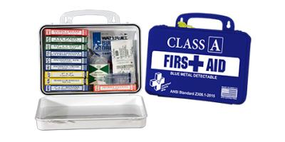 Class A - Model BMD 16-18 - Specialty Kits and Trauma Bags