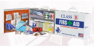 Class B - Model BBP 75H - First Aid Kits and Cabinets