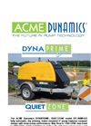 DYNAPRIME - Model DPe100M/QZI - Dynamics Pump Brochure