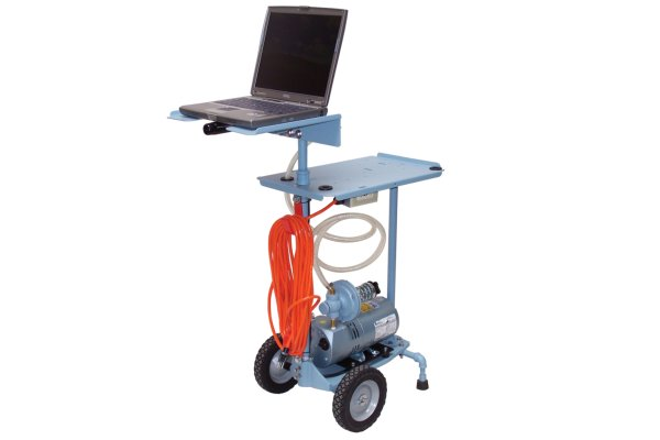 HI-Q - Custom Mobile Air Sampling & Equipment Carts