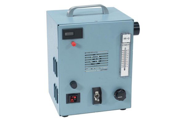 HI-Q - Model CF-1512/24-VBRL - Variable Speed, Brushless Blower, Battery Operated Air Sampler