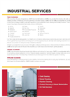 Industrial Services- Brochure