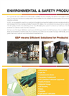 Environmental & Safety Products- Brochure