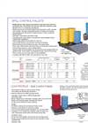 Spill Pallets - Grey Brochure