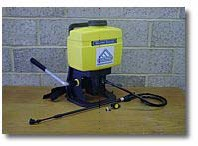 Canadyne - Oil Spill Dispersant Equipment