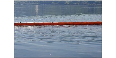 Canadyne FlashBoom - Self-Inflating Boom Ideally Suited for Emergency Spill Response