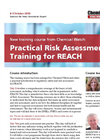 Practical Risk Assessment Training Brochure
