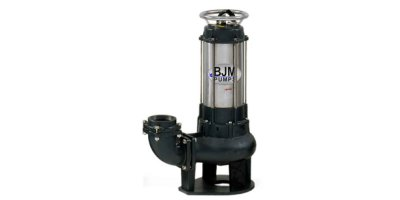 BJM - Model SV Series  - Non-Clog Electric Submersible Pumps