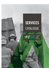 HSE Integrated  Services - Catalogue