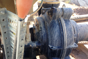 SP Slurry Pump going strong after three years in service