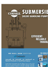 Cornell - Submersible Solids Handling Pumps Datasheet