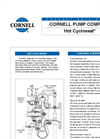 Cornell - Hot Cycloseal Datasheet