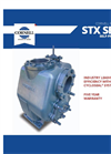 STX Series Self-Priming Pumps Brochure