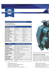 Cornell 3STH Self-Priming Pump Brochure