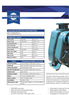 Cornell 8STH Self-Priming Pump Brochure