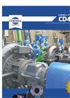 Model CD4MCu - Duplex Stainless Steel Pump Brochure