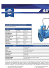 Model CP-Series - Robust Construction Pumps Brochure