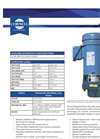 EDGE - Edge End Gun Booster Pumps Brochure