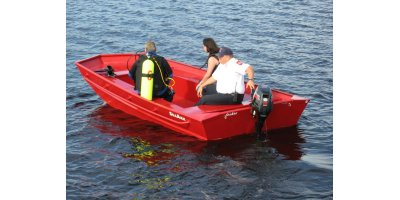 Model 1660 MV - Rescue Commercial Series Boat
