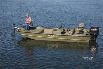 Fish Extreme - Model 2072 FX - Boat