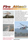 323 Fire Attack Aerial Firefighting System Brochure