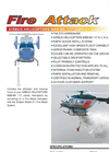 311 Fire Attack Aerial Firefighting Helicopter Belly Tank System Brochure