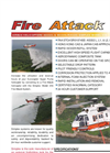 316 Fire Attack Aerial Firefighting System Brochure