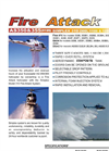 310 Fire Attack Aerial Firefighting System Brochure