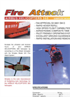 301 Fire Attack Aerial Firefighting System Brochure