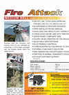 304 Fire Attack Aerial Firefighting System Brochure