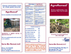 AgroRemed - On-site Solution to Petroleum Contaminated Soils Brochure
