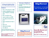 BilgeRemed - Pretreatment of Oily Bilge Water on boats & Ships Brochure
