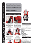 Vantage PBH 1- One Point Body Harness Brochure