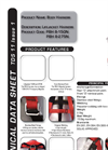 Vantage PBH 8 Lifejacket Harness Brochure