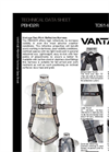 Vantage - Model PBH 02R - Two Point Reflective Harness Brochure