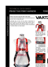 Vantage - Model PBH 03 - Three Point Harness Brochure