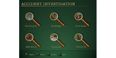 Accident Investigation Course