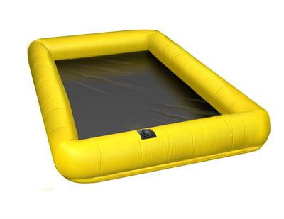 TBC - Inflatable Wall Decontamination Pools