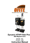 Dynamic - Model HTHP - Filter Press Brochure