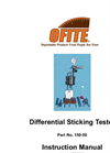 Differential Sticking Tester Brochure