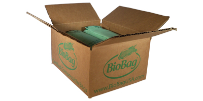BioBag - Model 187229 - Small 3 Gallon Food Scrap Bag Bulk Pack