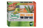 BioBag  - Model 187128 - Small 3 Gallon Food Scrap Bags