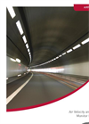 AIRFLOW - Air Velocity and Direction Monitor for Tunnels Brochure