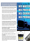 Evans Heavy Duty Coolant Flyer Brochure