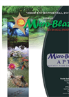 Micro-Blaze - Model APT - Aquatic Pond Treatment System Brochure