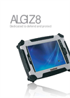 Algiz 8 - Dedicated To Defend And Protect Brochure