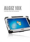 Algiz - 10X - Rugged Tablet PC – Brochure