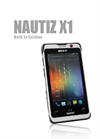 Nautiz - X1 - Perfect Blending of a Smartphone & a Rugged Handheld – Brochure