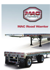 Road Warrior - Flatbed Trailers Brochure
